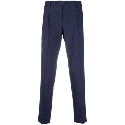 Pt01 Hose mit eingelegten Falten - Blau Female regular
