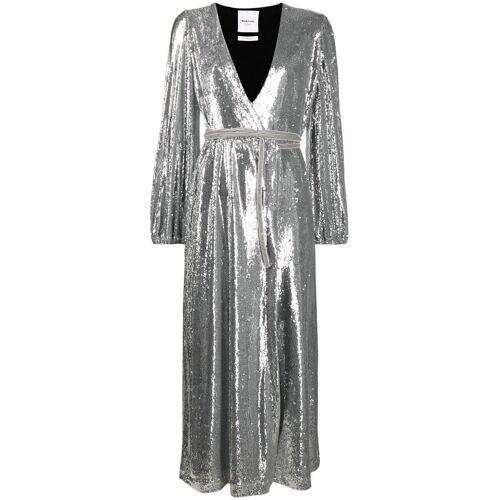 Black Coral Analong Kleid - Silber Male regular