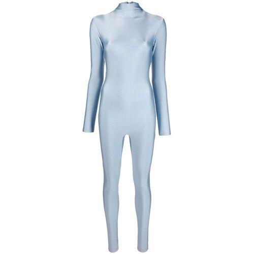 Atu Body Couture Hautenger Jumpsuit - Silber Unisex regular