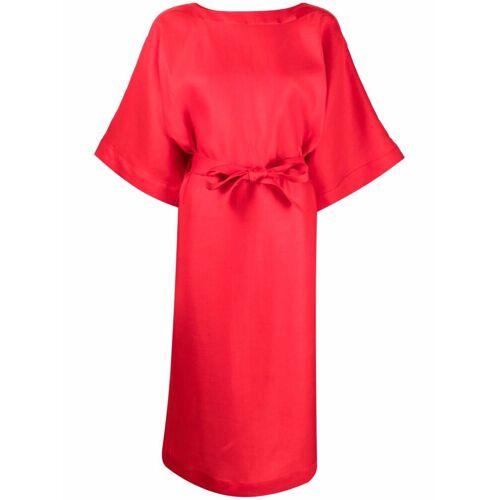 Atu Body Couture Kleid mit Gürtel - Rot Female regular