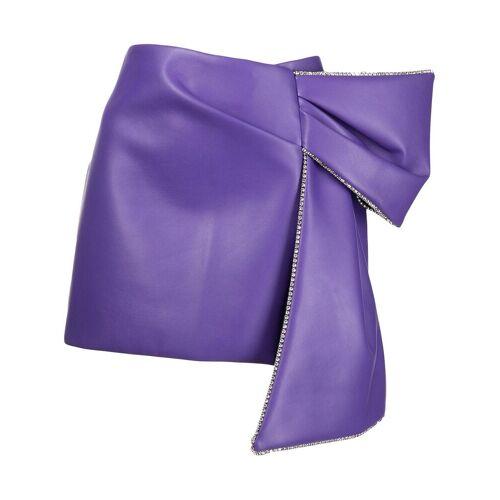 AREA Rock mit Kristallen - Violett Unisex regular