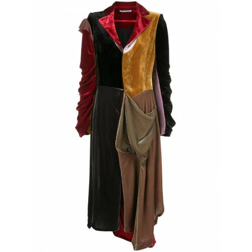 Aganovich 'Missmach' Kleid - Rot Male regular