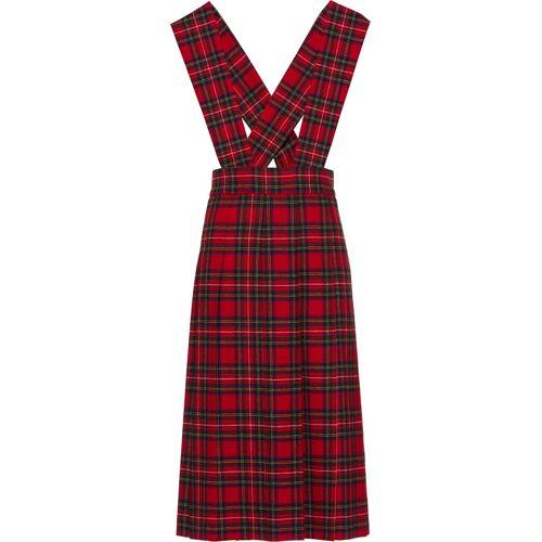Miu Miu Mittellanges Kleid - Rot Male regular