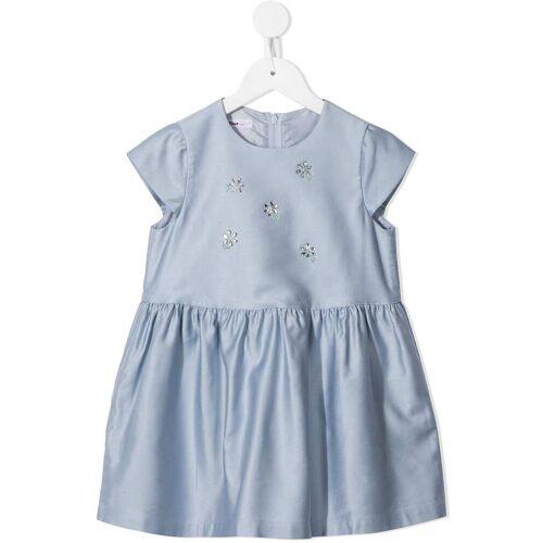 Familiar Kleid mit Kristallen - Blau Unisex regular