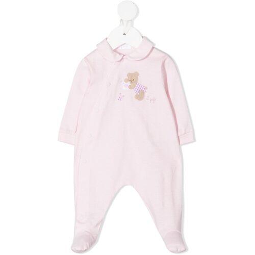 Il Gufo Pyjama mit Teddy - Rosa Male regular