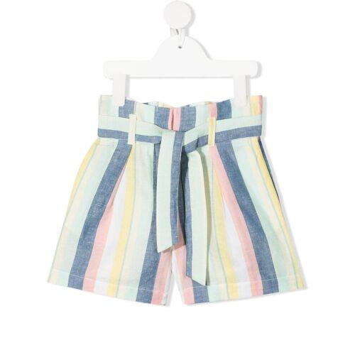 Bonpoint Shorts mit breiten Streifen - Gelb Male regular