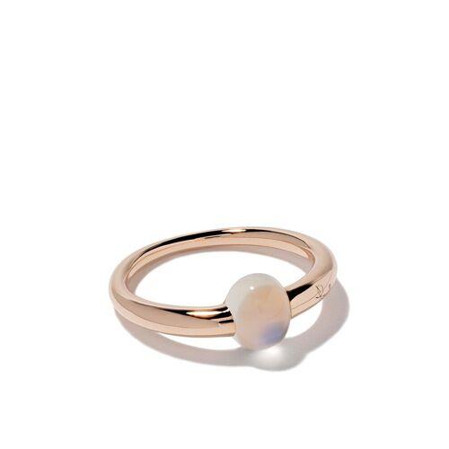 Pomellato 18kt 'M'ama non m'ama' Ring aus Rot- und Weißgold - WHITE Female regular
