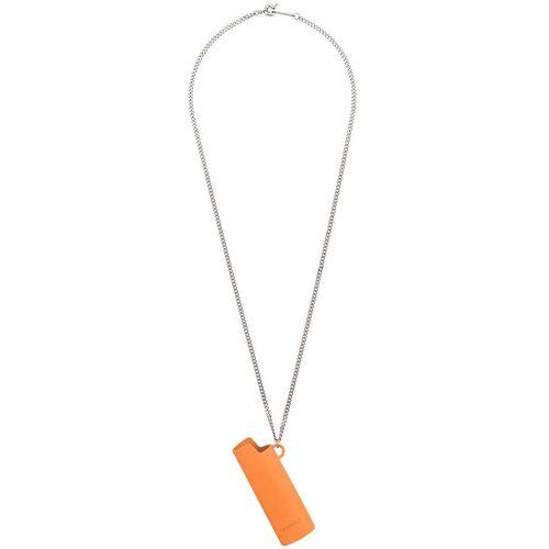 AMBUSH Halskette mit Feuerzeug - Orange Male regular
