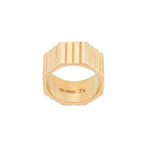 IVI Achteckiger Ring - Gold Female regular