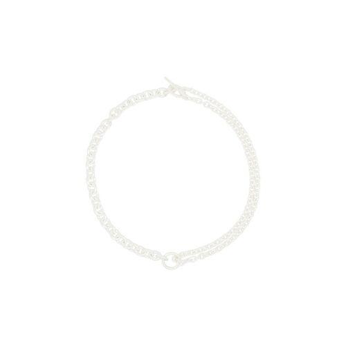 All Blues Doppelte Halskette - Silber Female regular