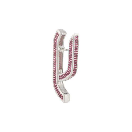 AMBUSH Ohrringe mit Kristallen - Rosa Male regular