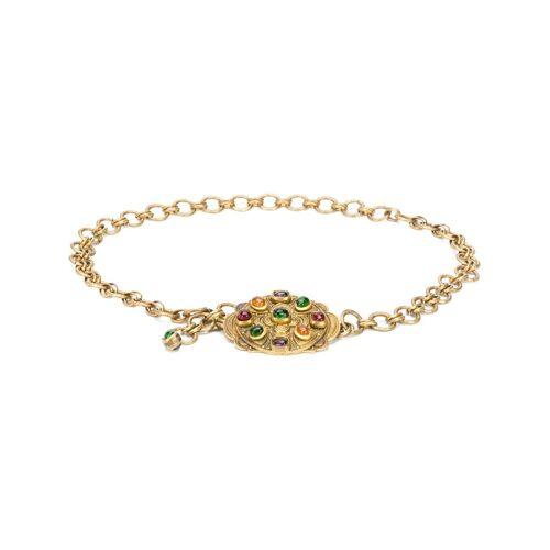Chanel Pre-Owned 1984 Halskette - Gold Male regular