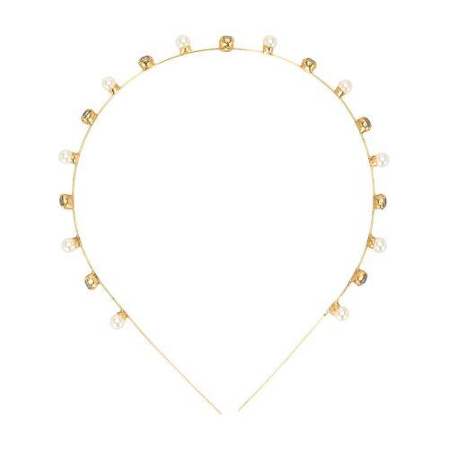 Behr Jennifer Behr Haarreif mit Kristallen - Gold Male regular