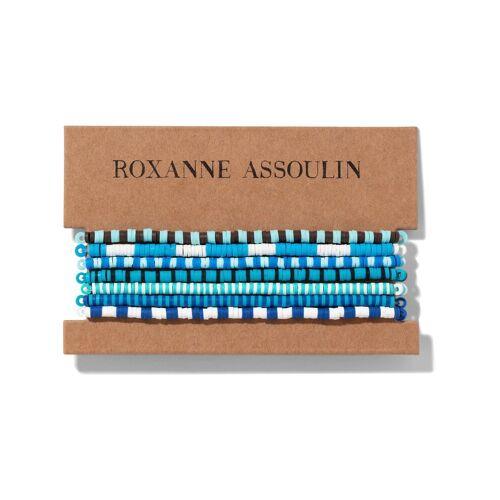 Roxanne Assoulin Color Therapy® Armband-Set - Blau Female regular