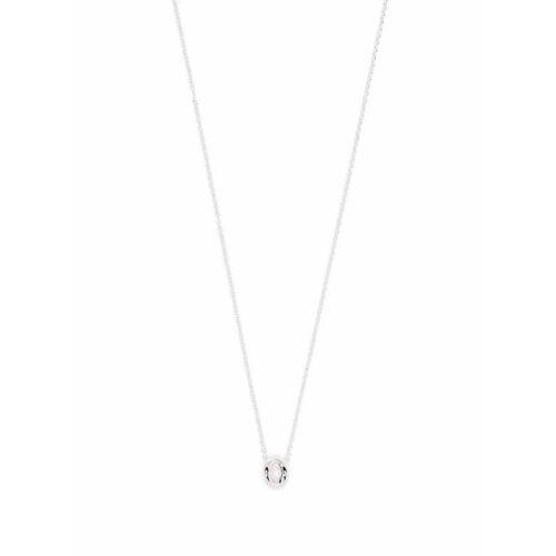 Le Gramme Entrelacs Halskette - Silber Male regular