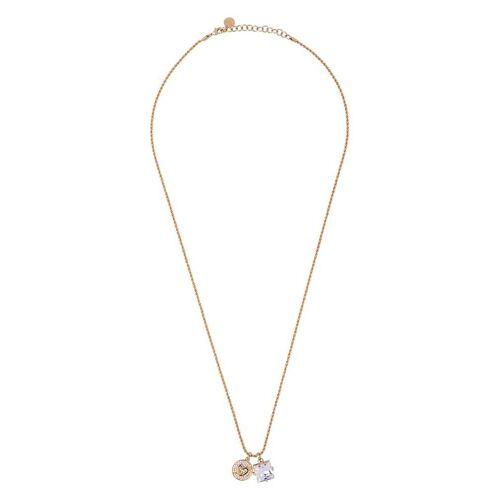 Miu Miu Halskette mit Kristallen - Gold Male regular