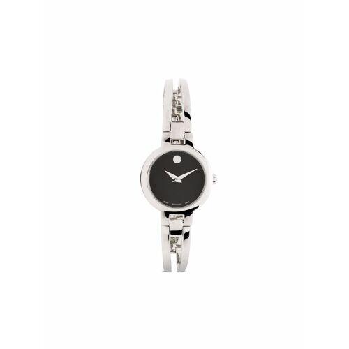 Movado Armbanduhr mit Kristallen - Schwarz Unisex regular