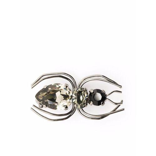 ETRO Brosche mit Kristall - Metallisch Male regular