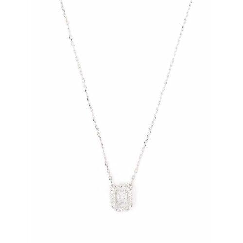 Swarovski Swarovski Halskette mit Kristallen - Silber Female regular