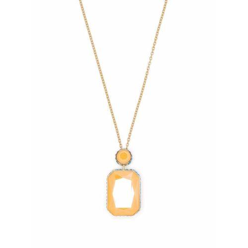 Swarovski Swarovski Halskette mit Kristallen - Gold Female regular