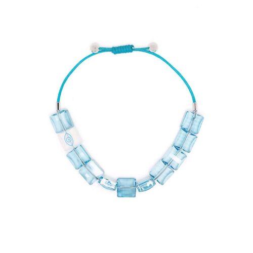 Swarovski Armband mit Swarovski-Kristallen - Blau Female regular