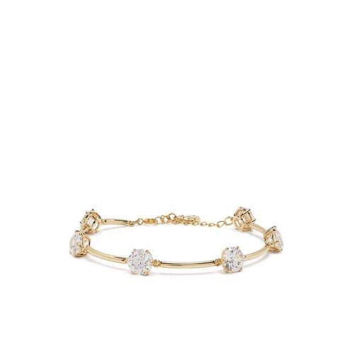 Swarovski Armband mit Swarovski-Kristallen - Gold Female regular