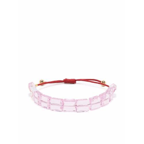 Swarovski Armband mit Swarovski-Kristallen - Rosa Female regular