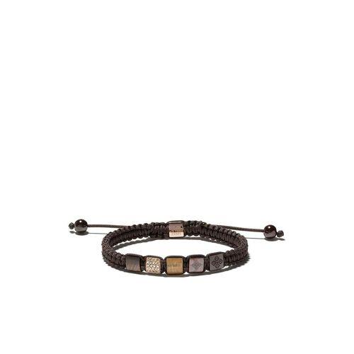Shamballa Jewels Shambala Jewels x Vivienne Hu 18kt Rotgoldarmband - Brown Unisex regular