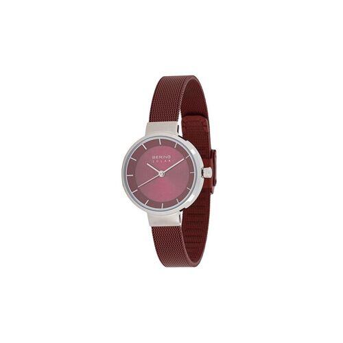 Bering Klassische Armbanduhr - Rot Female regular