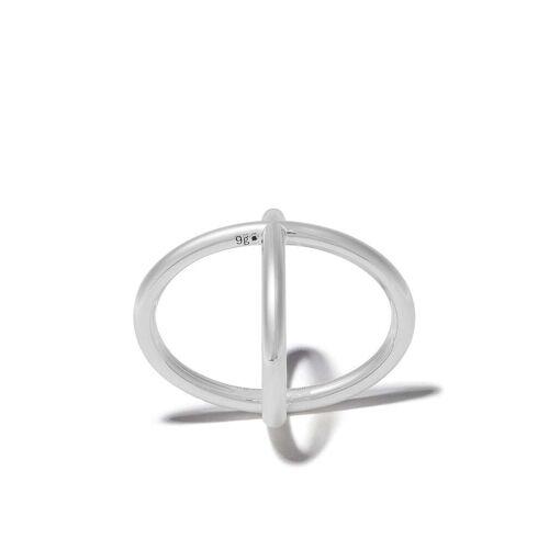 Le Gramme Verschlungener Ring - Silber Male regular