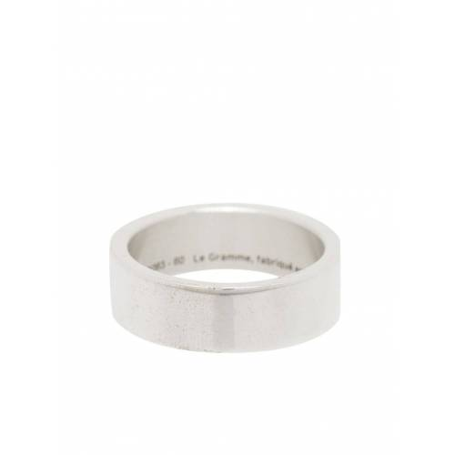Le Gramme Polierter La 9g Ring - Silber Male regular