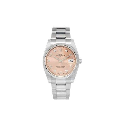 Rolex 2021 ungetragene Date 34mm - Rosa Unisex regular