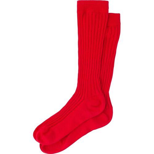 Miu Miu Gestrickte Socken - Rot Male regular