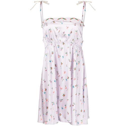 Morgan Lane Hanna Nachthemd - Violett Male regular