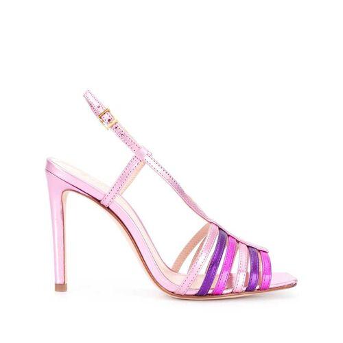 Schutz Stiletto-Sandalen - Rosa Male regular