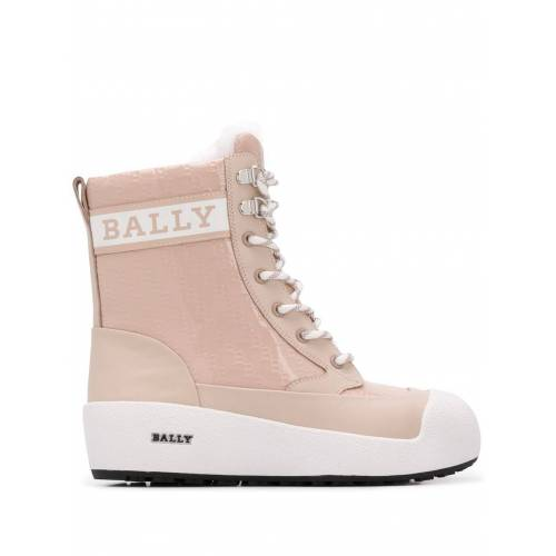 Bally Gefütterte Snow-Boots - Rosa Male regular