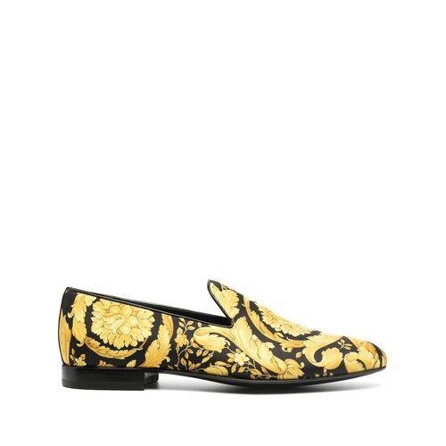 Versace Slipper aus Seide - Gold Male regular