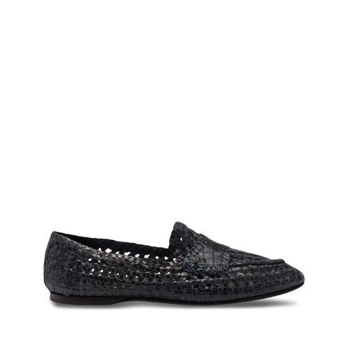 Dolce & Gabbana Gewebte 'Persia' Slipper - Blau Male regular