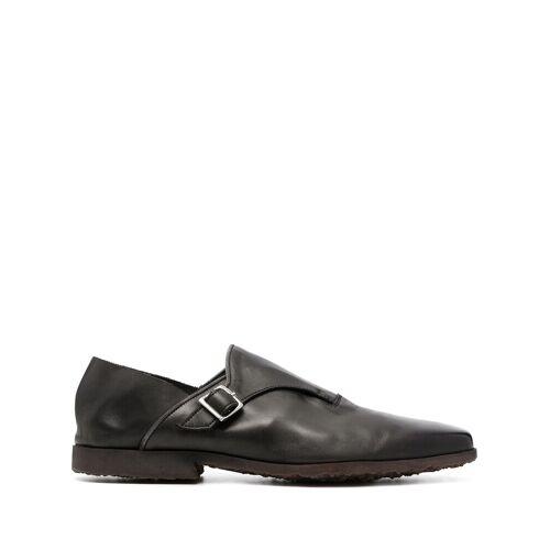 Premiata Monk-Schuhe mit einklappbarer Ferse - Schwarz Male regular