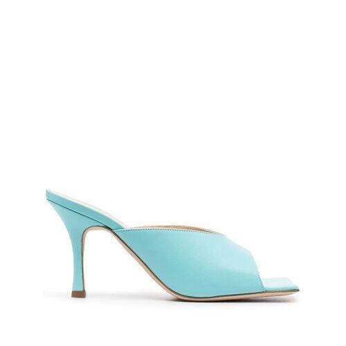 A.W.A.K.E. Mode Offene Sandalen - Blau Male regular