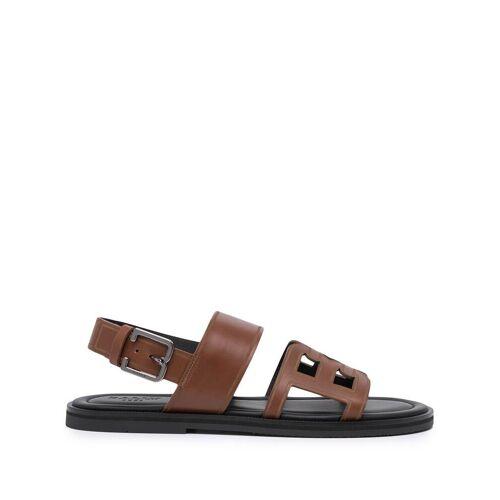 Bally Sandalen mit Cut-Outs - Braun Male regular
