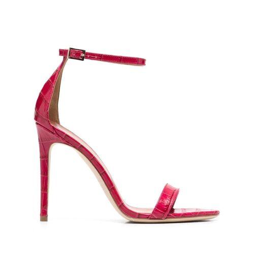 Paris Texas Coco Stiletto-Sandalen - Rosa Male regular