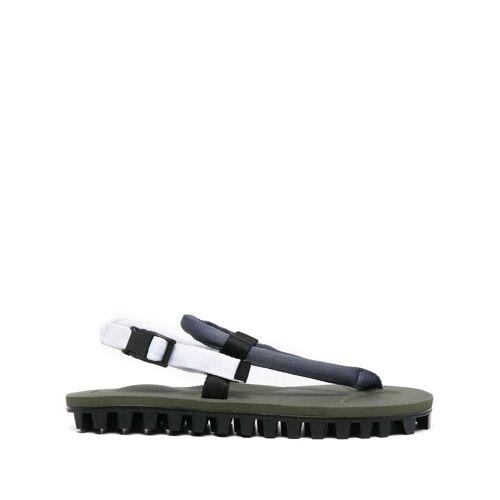 Suicoke x Vibram Slingback-Sandalen - Grün Male regular