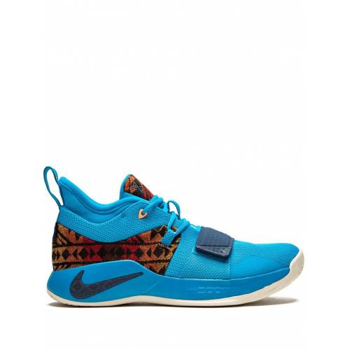 Nike 'PG 2.5 Pendleton TV PE 2' Sneakers - Blau Male regular