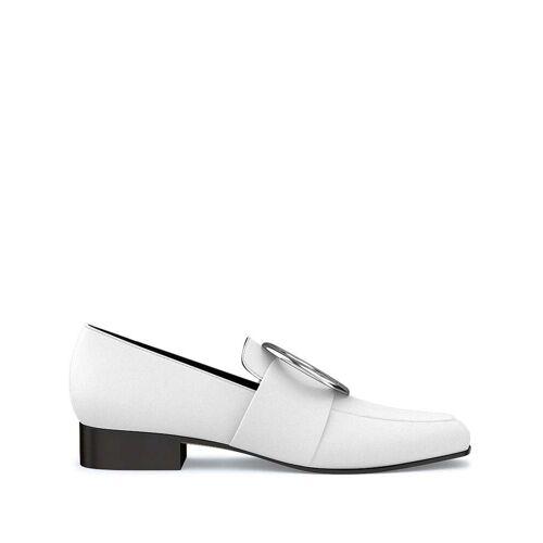 DORA TEYMUR 'Harput' Loafer - Weiß Female regular