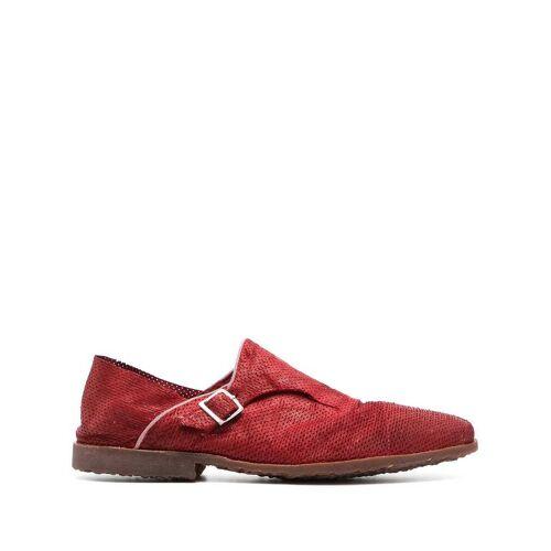 Premiata Monk-Schuhe mit einklappbarer Ferse - Rot Unisex regular