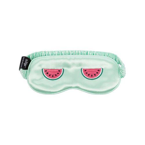 Slip Schlafmaske mit Wassermelonen-Print - Grün Female regular