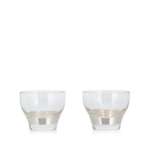 Jensen Georg Jensen 'Koppel' Glas-Set - Weiß Male regular