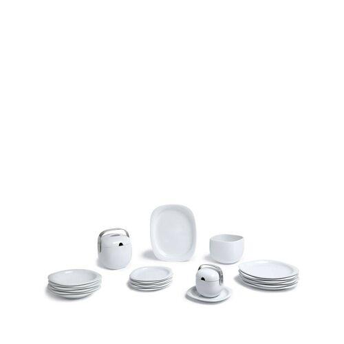 Rosenthal 22-teiliges Suomi Geschirr-Set - Weiß Male regular