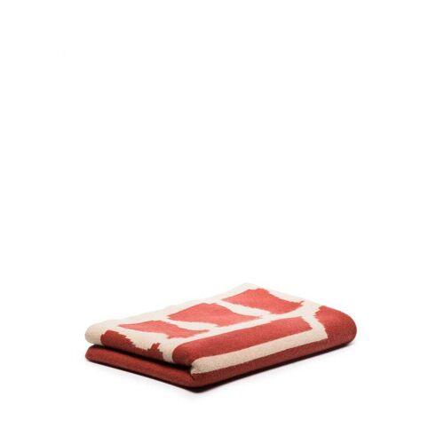 SAVED NY 'Balustrade' Decke - Rot Unisex regular